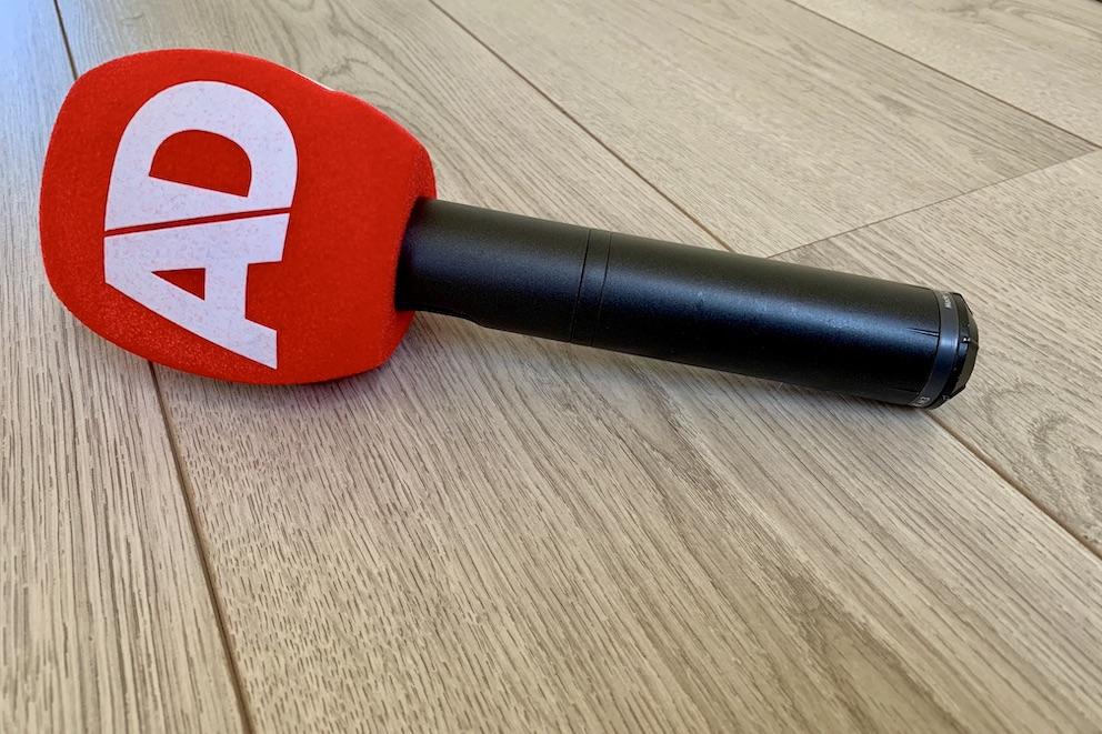 Camjo AD Rotterdams Dagblad